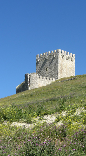 Castillo vertical