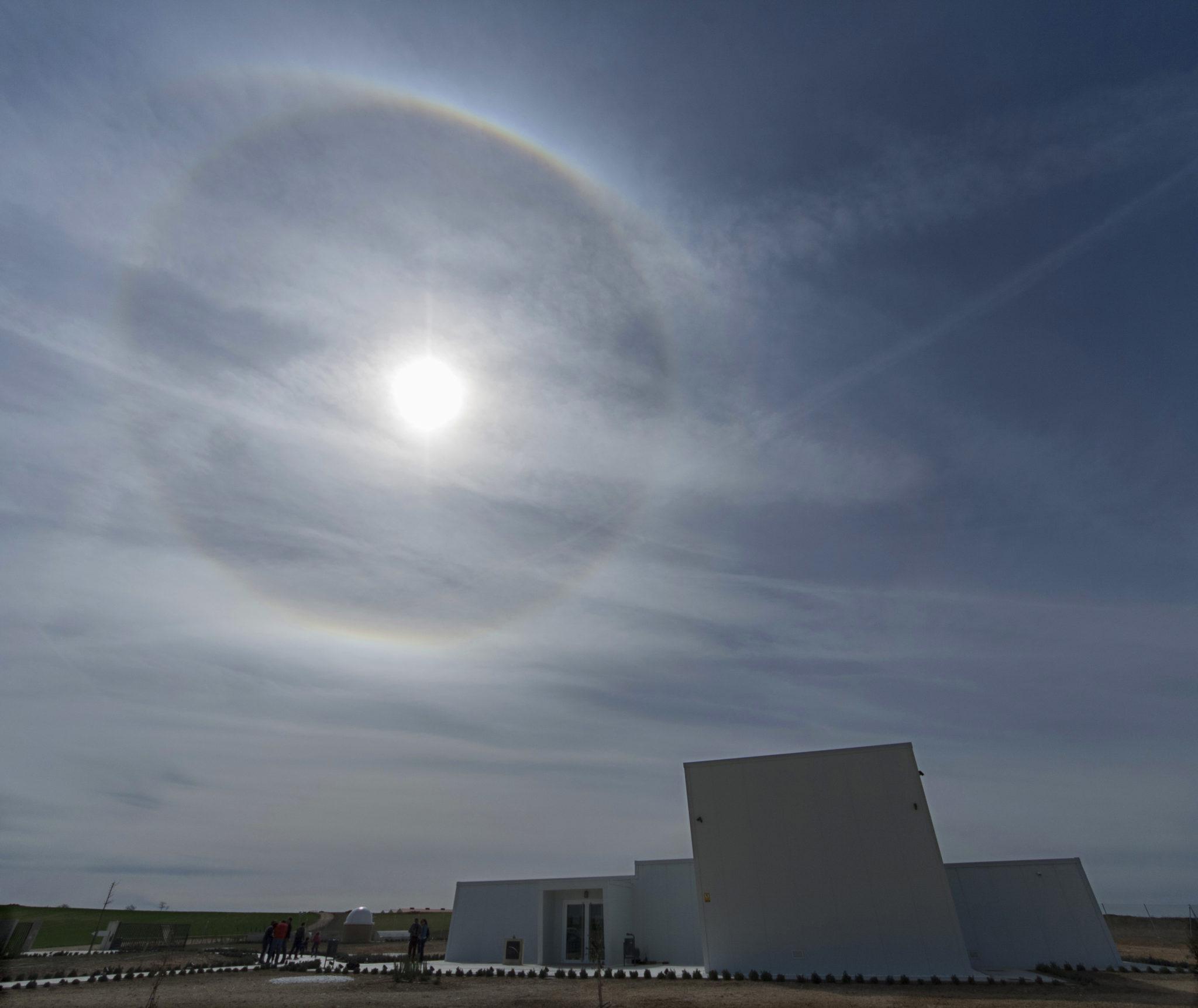 Centro Astronómico Tiedra