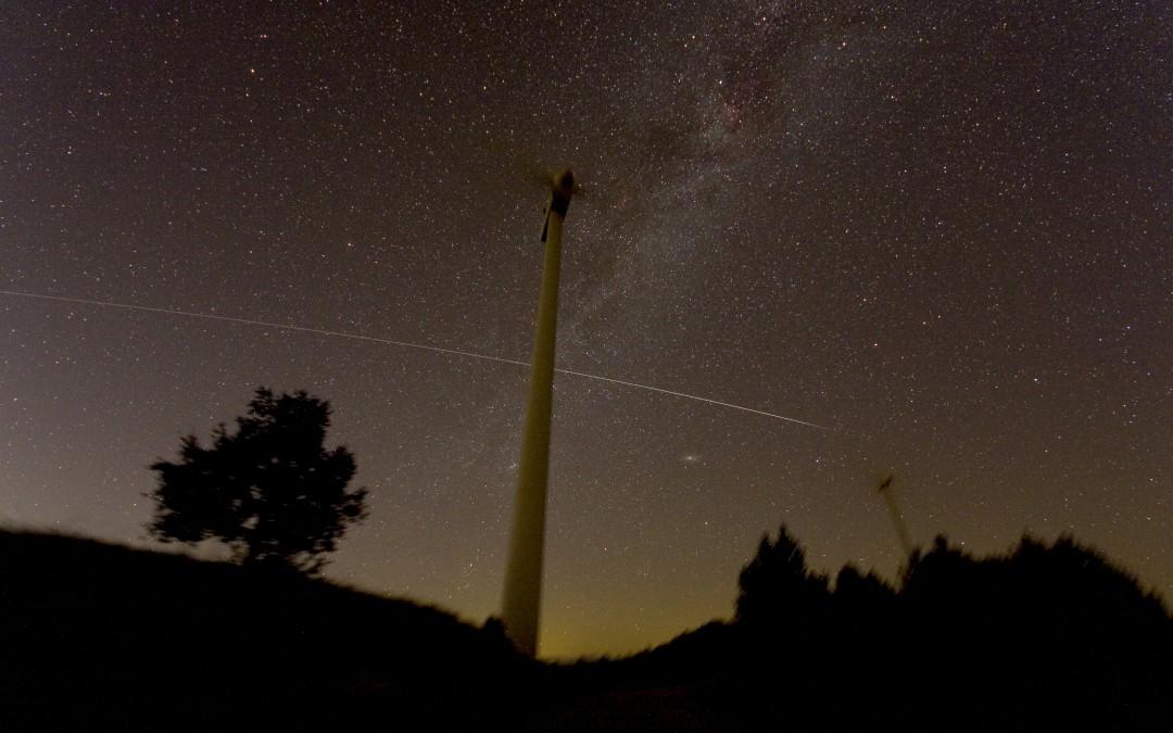 Diferentes formas de fotografiar a la ISS con y sin telescopio
