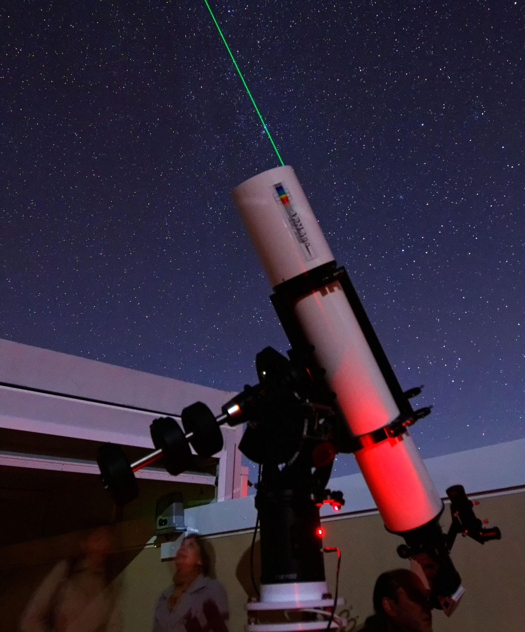 Telescopio CAT