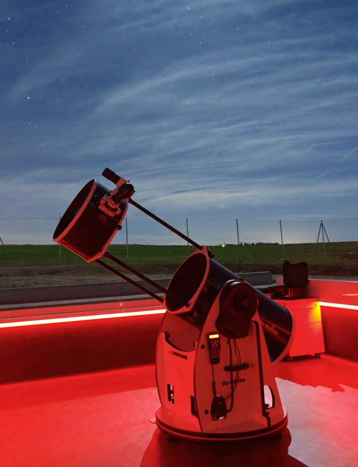 Telescopio reflector CAT