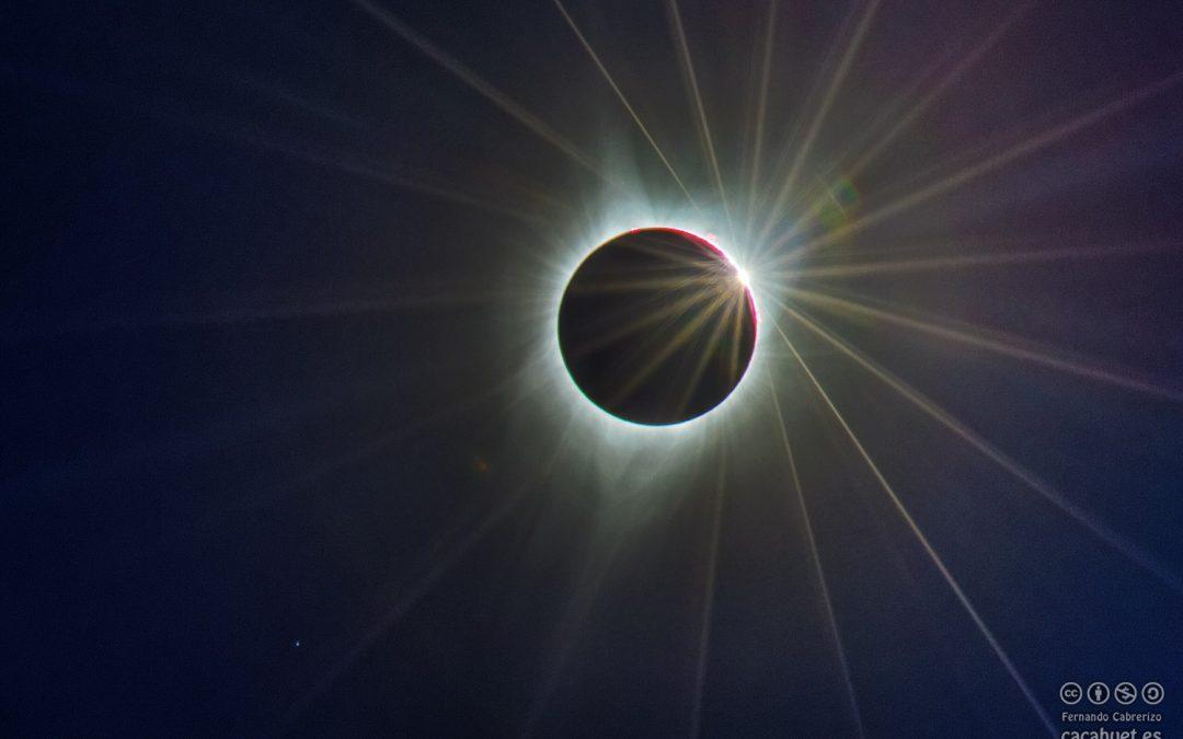 El eclipse por Fernando Cabrerizo