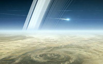 Cassini: Viaje final