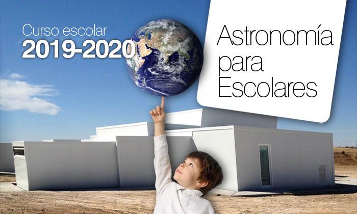 astronomía escolares
